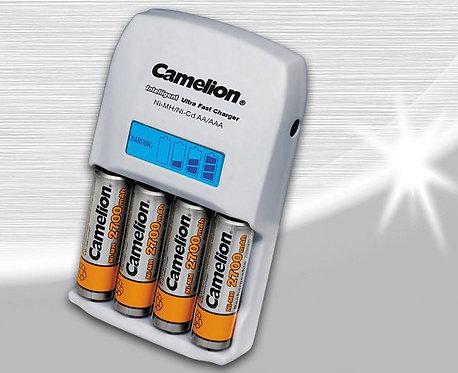 Camelion Ultra-Schnelllader Micro und Mignon