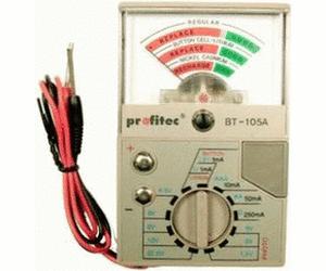 Batteriemessgerät von 1,2-22,5V