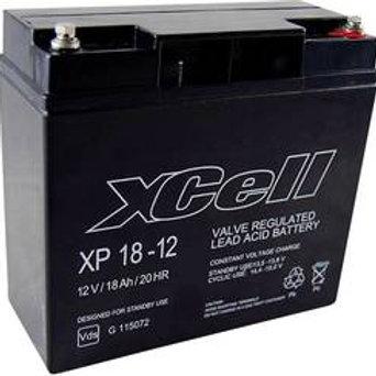 Blei-Akku XCell, Vision, Multipower 12V 18Ah M5