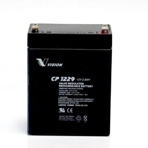 Blei-Akku XCell, Vision, Multipower 12V 2,9Ah