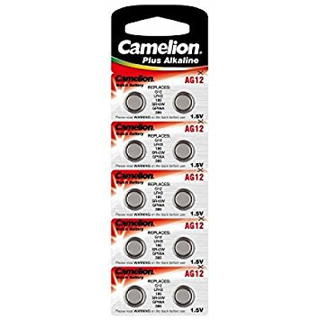 Knopfzelle Alkaline Camelion AG5 1,5V