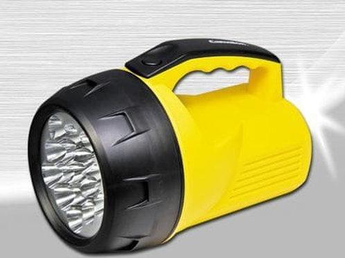 Handscheinwerfer mit 16 Highpower LEDs