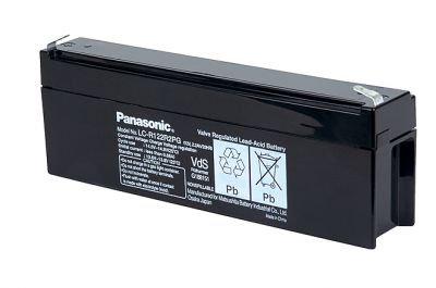 Blei-Akku Panasonic 12V 2,2Ah