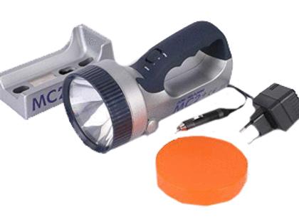 Ansmann MC2 Halogen Hanscheinwerfer mit NiMH-Akku