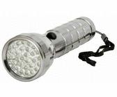 LED-Stablampe 3Watt inkl. 3 Batterien