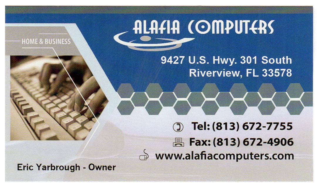 Alafia Computers