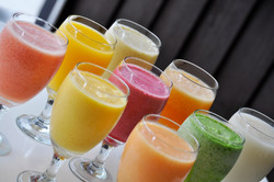 Natural Tropical Juices