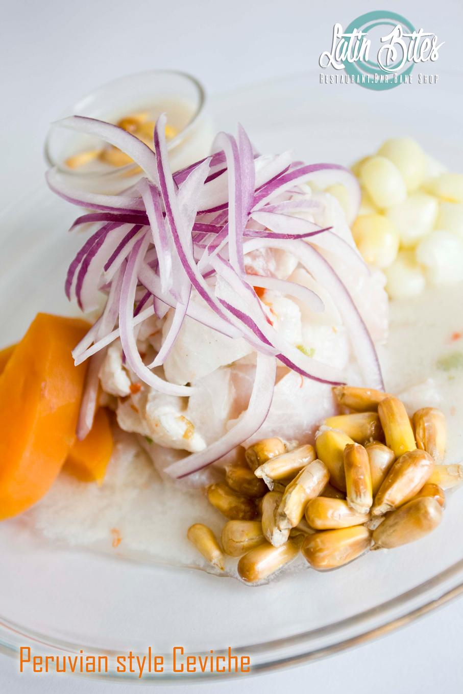 Best Peruvian Ceviche in Houston