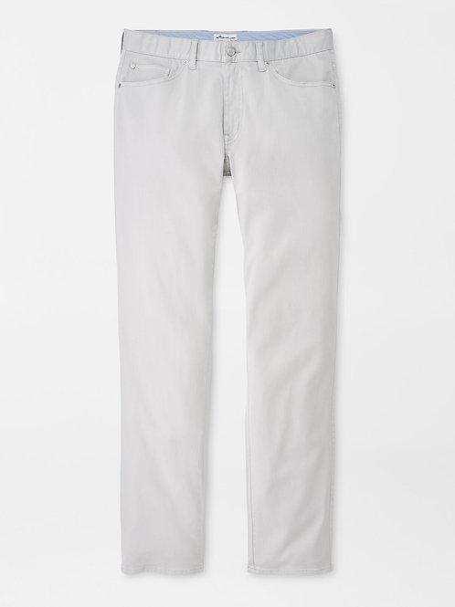 Peter Millar Ultimate Sateen Five-Pocket Pant