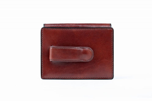 Bosca Front Pocket I.D. Wallet