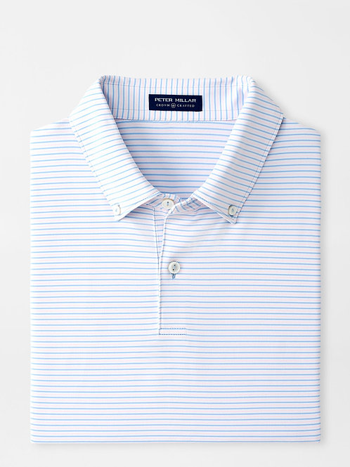 Peter Millar Trolley Performance Jersey Polo
