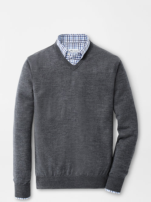 Peter Millar Crown Soft V-Neck Sweater