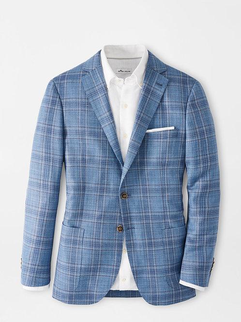 Peter Millar Riverside Plaid Soft Jacket