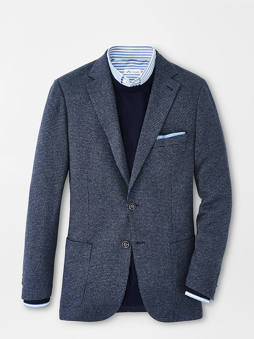 Peter Millar Mouline Houndstooth Soft Jacket