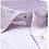 Thumbnail: David Donahue White & Berry Textured Performance Shirt