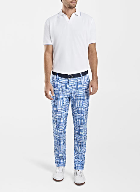 Peter Millar Stealth Madras Performance Trouser