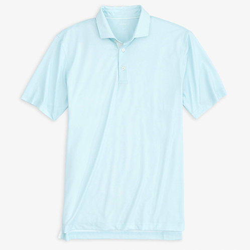 Johnnie-O Birdie Performance Jersey Polo Knit Shirt