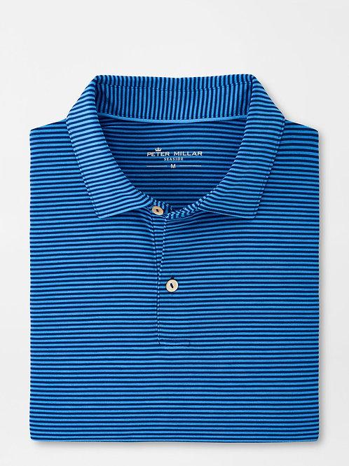 Peter Millar Dri Release Natural Touch Stripe Polo