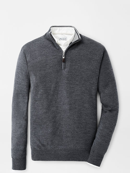 Peter Millar Crown Soft Quarter Zip Sweater
