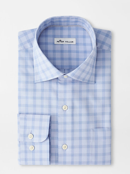 Peter Millar Crown Ease Cooper Sport Shirt