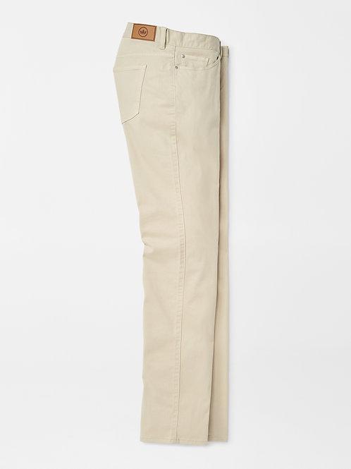 Peter Millar Ultimate Sateen Five Pocket Pant