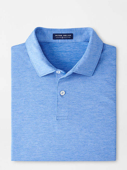 Peter Millar Solid Performance Jersey Polo