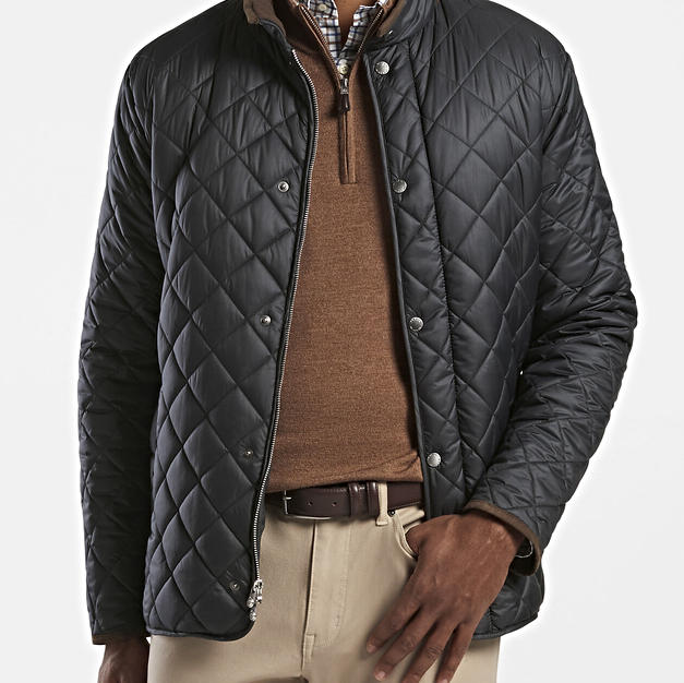 Suffolk Quilted Jacket