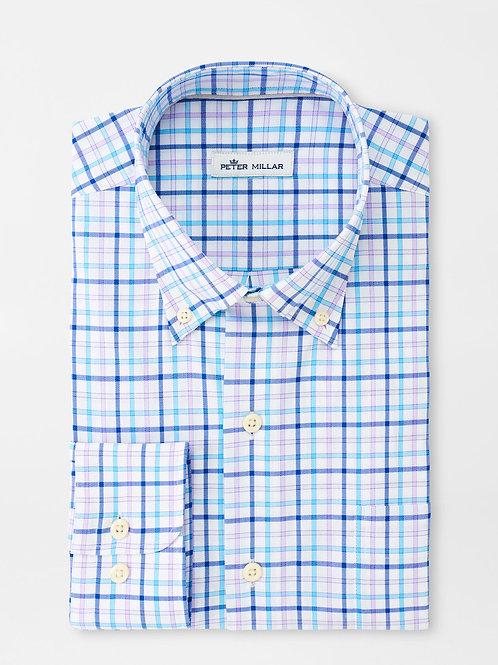 Peter Millar Sydney Cotton Blend Sport Shirt