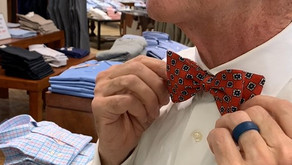 How To Tie A Bow Tie With Rob Joyner