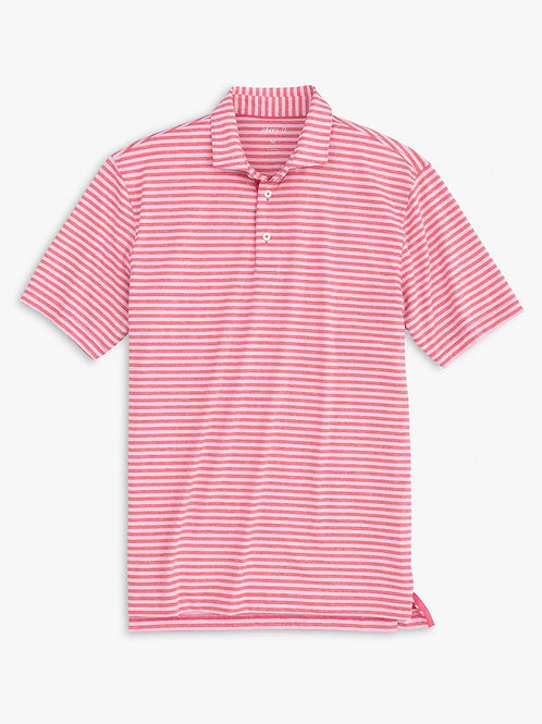 Johnnie-O Smith Performance Polo Knit Shirt