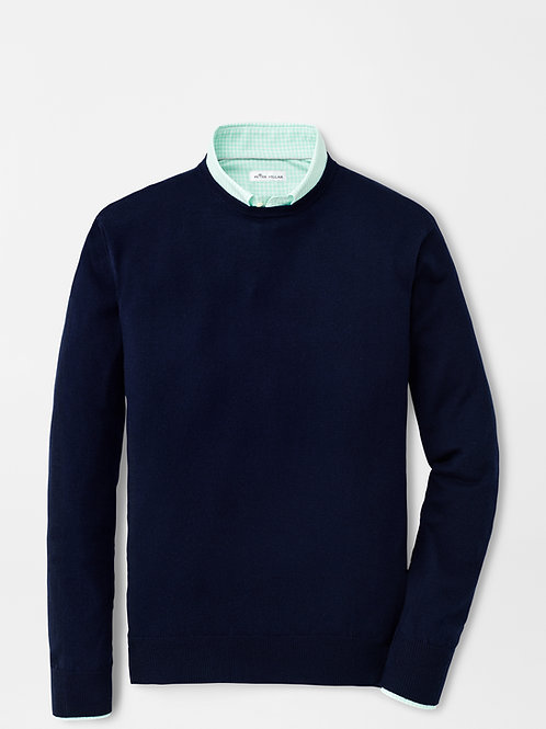 Peter Millar Crown Soft Crew Neck Sweater