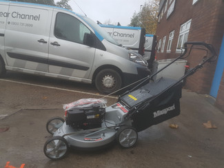 Pro Mower from Groundcare