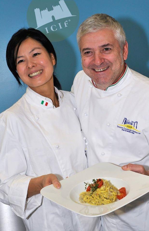 Con Chef Walter