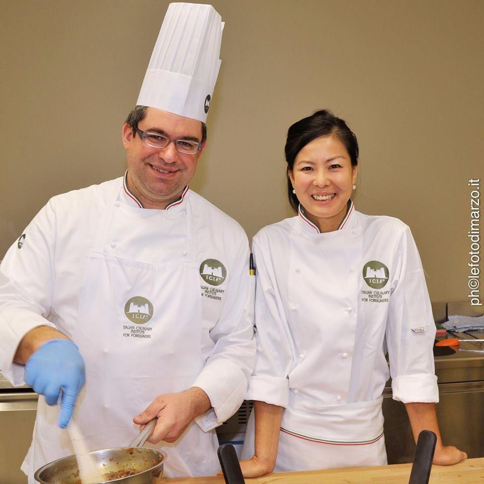 Con Chef Marco