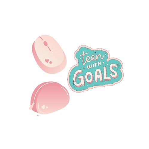 Teen Boss Babes Sticker Pack #5