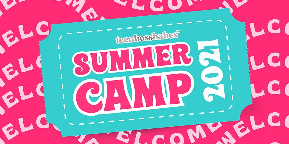 Teen Boss Babes Summer Camp