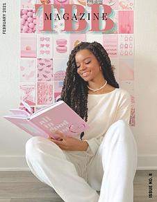 Teen Boss Babes Magazine February Issue.