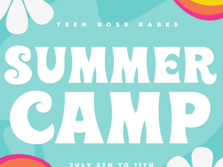 All about TBB Summer Camp 2021