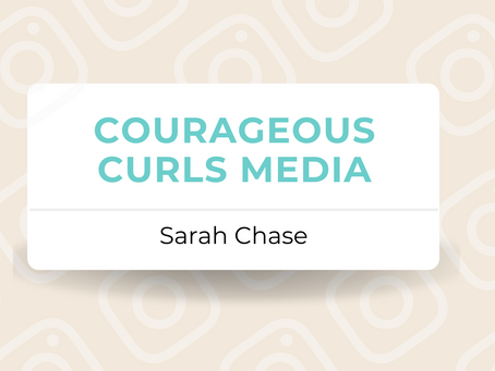 Meet Courageous Curls Media's Founder Sarah Chase