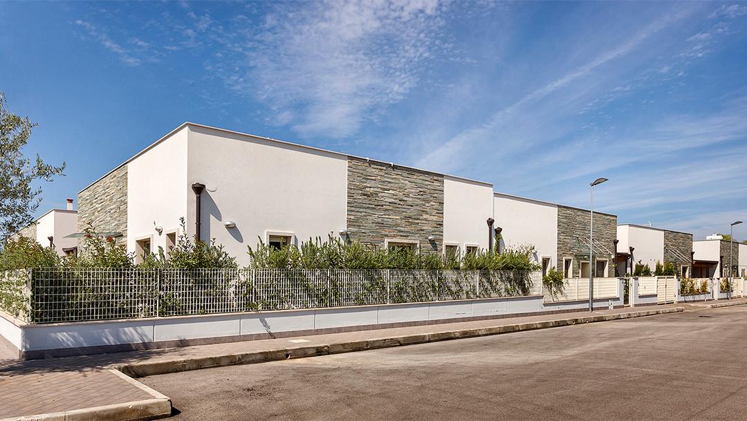 Complesso residenziale Giardino degli Ulivi