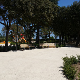 Riqualificazione di Villa Garibaldi