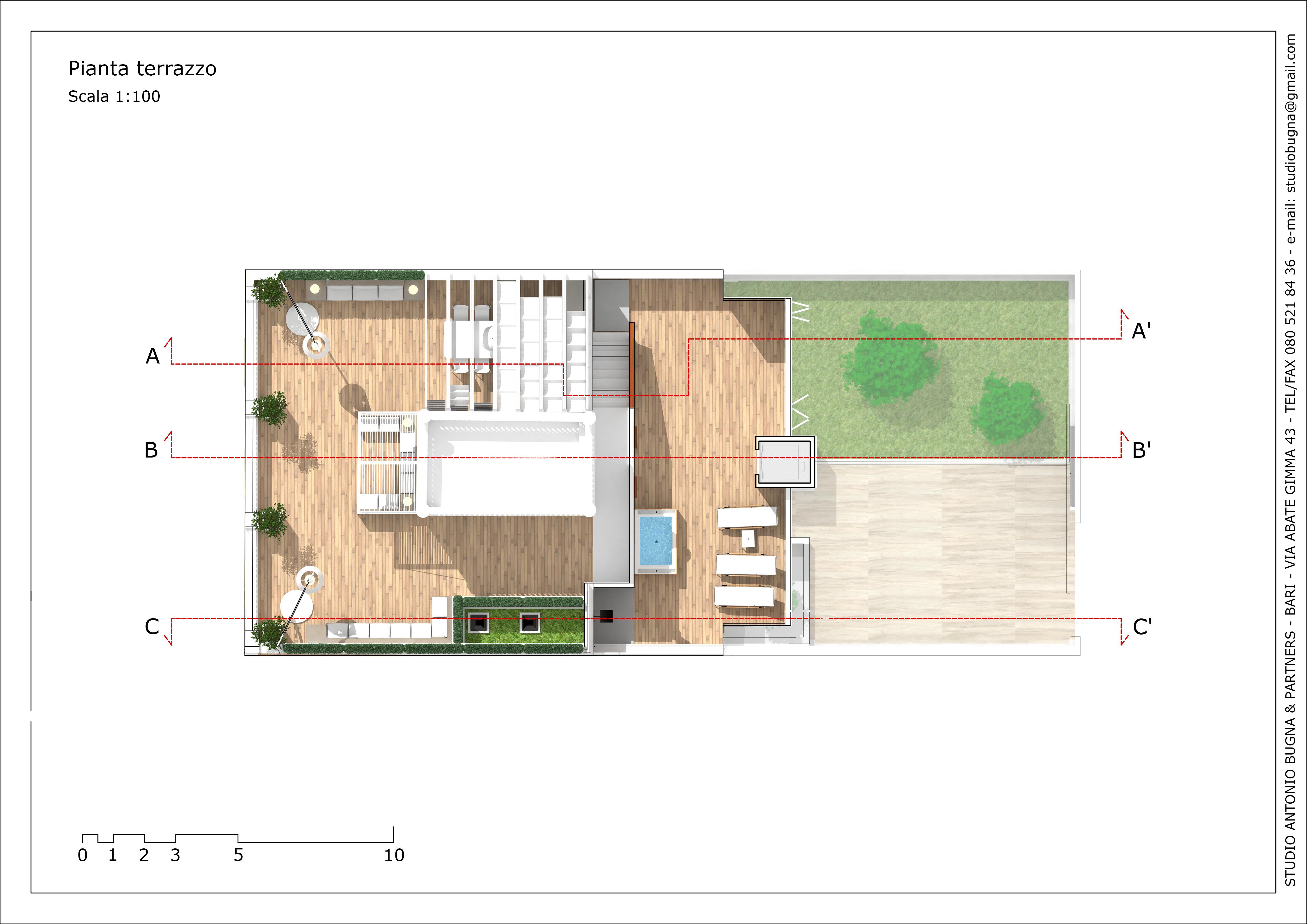 Piano terrazzo