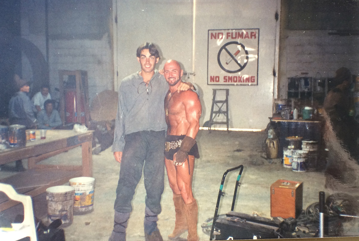 Jonathon & Robert MacRay - Conan 1997/98