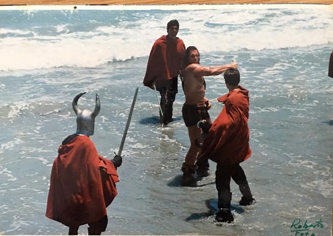 Ralf Moeller (Conan), Jim (stuntman), stuntman, Jonathon