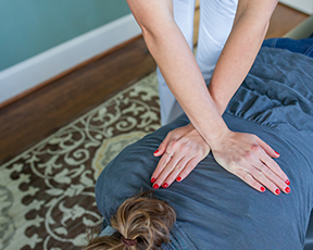 Chiropractic Manipulation at Scarnecchia Chiropractic and Wellness