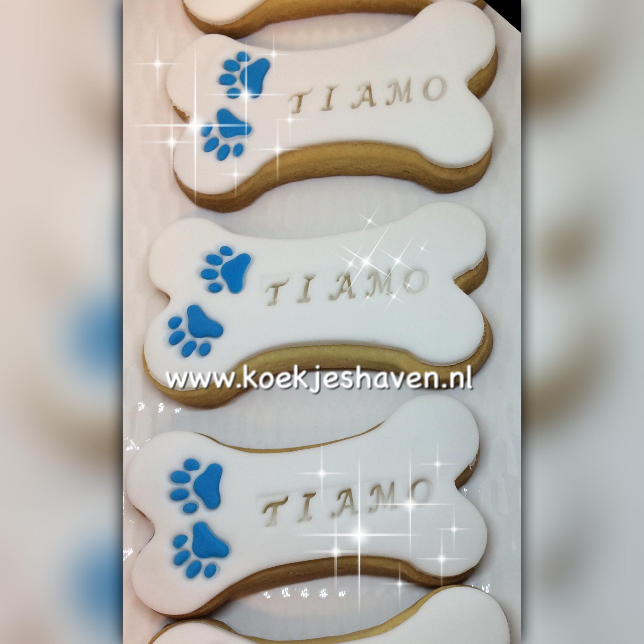 Hondenbot koekjes