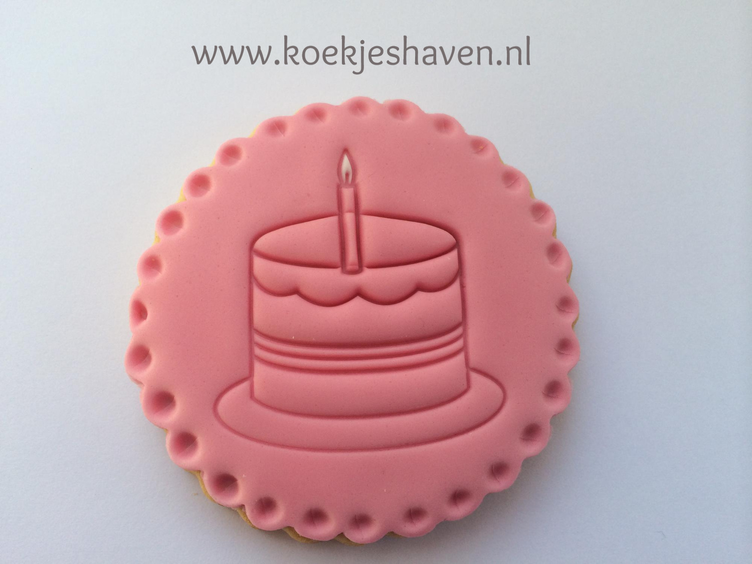 Happy Birthday koekjes