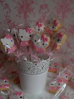 Hello Kitty Koekjes