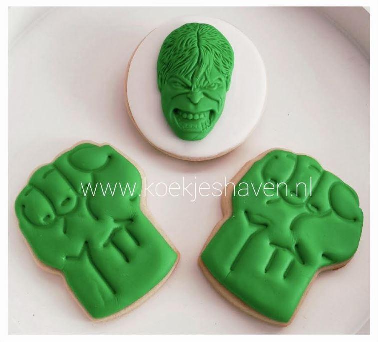 Hulk Koekjes