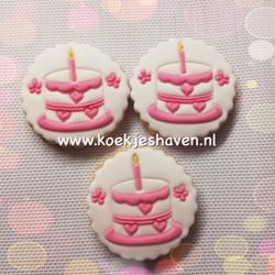Verjaardag koekjes